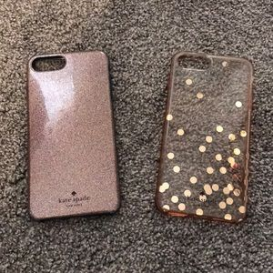 2 Kate Spade iPhone 7 Plus cases